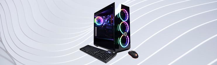7 Best Gaing Desktops Under 1000 - Cyberpower